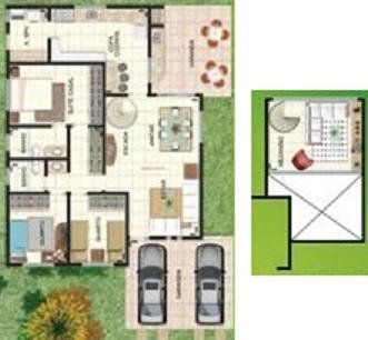arquitetura de casas terreas - Pesquisa Google