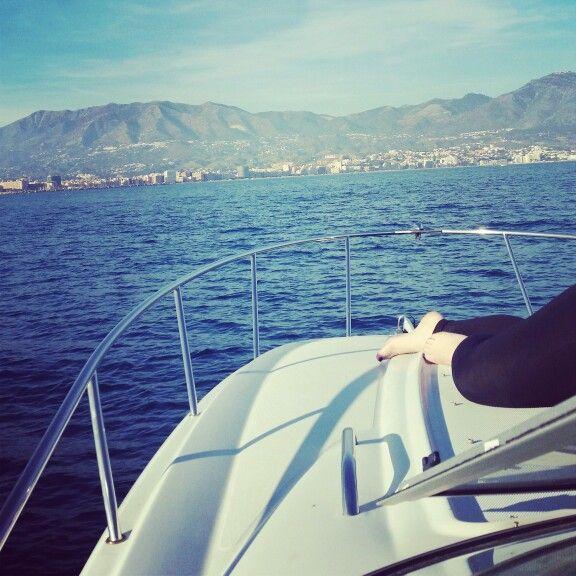 Mijas Boat Day