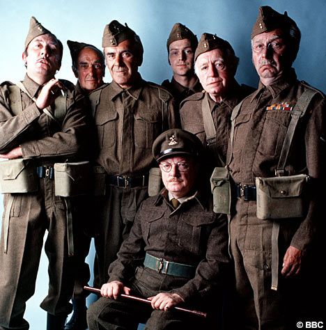 dad's army - Google Search