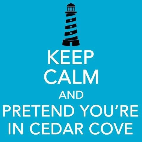 """REPIN this & WATCH the series premiere of """"DEBBIE MACOMBER'S CEDAR COVE"""" July 20th 8p/7C on HALLMARK CHANNEL!"""