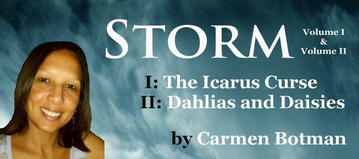 Author Interview Carmen Botman - http://linzebrandon.blogspot.com/2014/05/interview-storm-author-carmen-botman.html