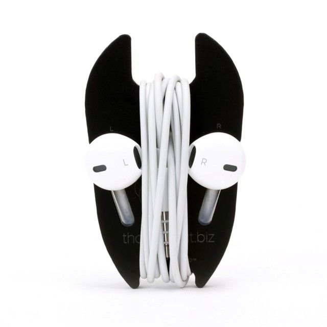 Thought Out Company - Devil Head - Headphone Wrap and Wrench, $9.99 (http://www.thoughtout.biz/devil-head-headphone-wrap-and-wrench/)