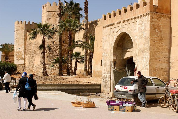 Sfax Tunisia Medina