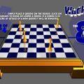Poner Ocho Damas en el Tablero de Ajedrez  ntenta ubicar 8 reinas en el tablero de ajedrez sin que estas se anulen. Usa el mouse para ubicar las reinas.  http://juegosdeajedrez21.blogspot.com.es/2015/08/poner-ocho-damas-en-el-tablero-de.html