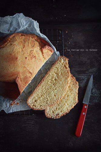 pain brioché, spécialité bretonne