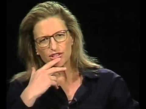 1999 interview of photographer Annie Leibovitz. The first part of this episode of The Charlie Rose Show is an interview with photographer Richard Avedon here...
