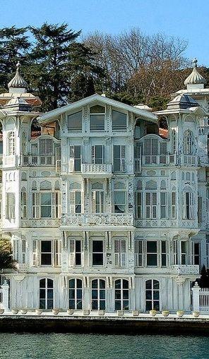 House on the Bosphorus, Istanbul