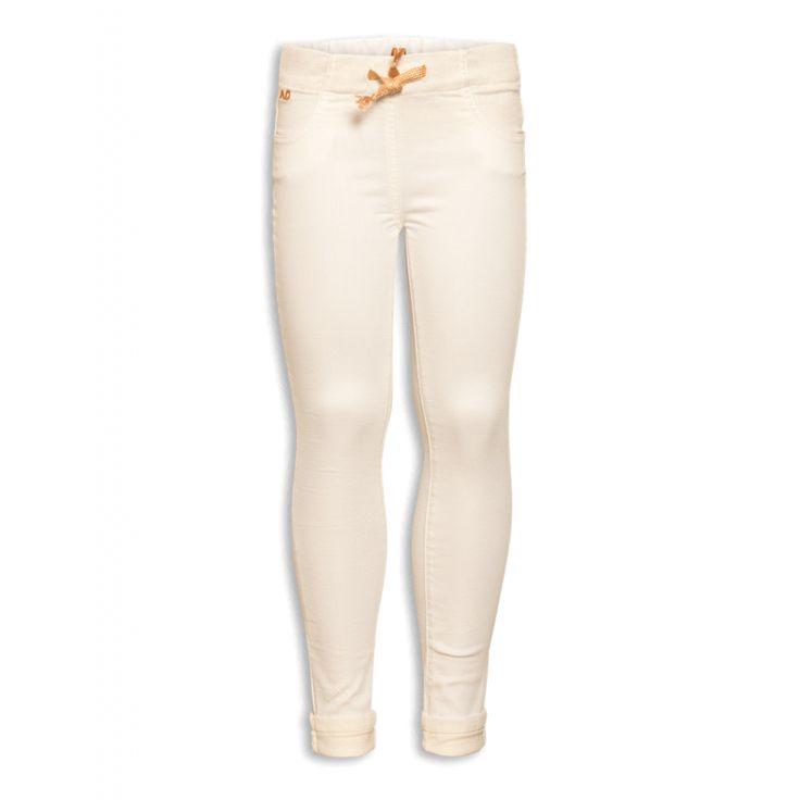Legging bianchi - Primavera Estate 2015 - 4-12 anni