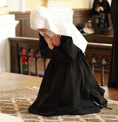 """""""To be taken with love for a soul, God does not look on its greatness, but on the greatness of its humility.""""~St. John of the Cross"""