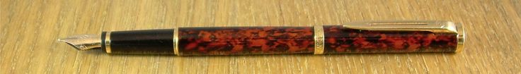 Waterman Préface fountain pen, c. 1994 - c 1998