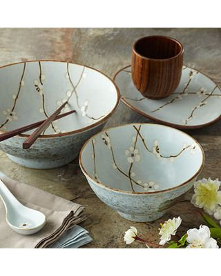 These versatile blossom dishes can be used year round. Get them here: http://www.bhg.com/shop/stonewall-kitchen-spring-blossom-collection-p516ed834e4b00a88b3c503d8.html?mz=a