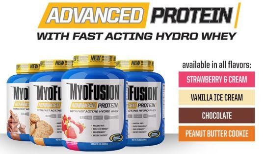 Myofusion Advanced Protein presenta al suo interno un mix a base di ben 5 differenti fonti di proteine di elevata qualità rendendo questo prodotto ideale per il recupero muscolare apportando velocemente amminoacidi ai muscoli ... http://www.technonutrition.it/products/myofusion-advanced-protein-908gr