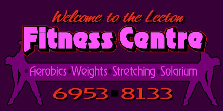 Fitness Centre Design Proof 2