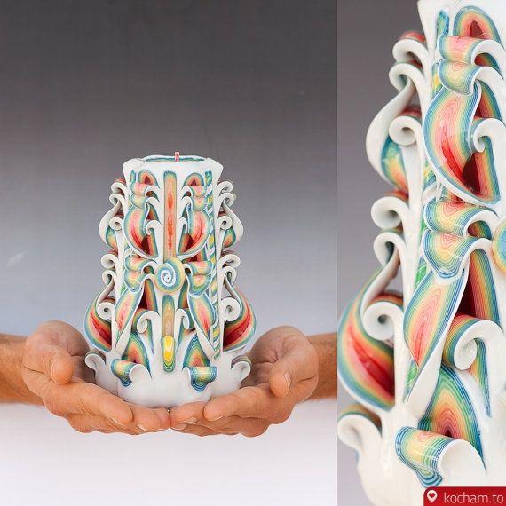Kocham.to - Dekoracyjna świeca