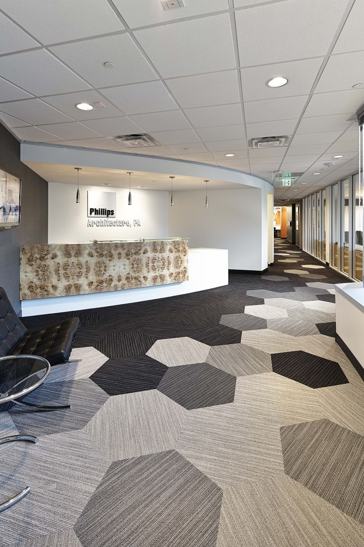 Hexagon Collection. Phillips Architecture's Office Relocation                                                                                                                                                     More