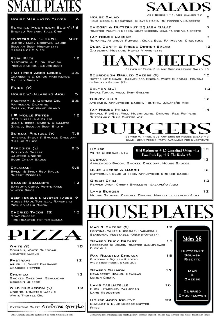 312 best Menus BABY!!! images on Pinterest | Burgers, Cleveland and ...