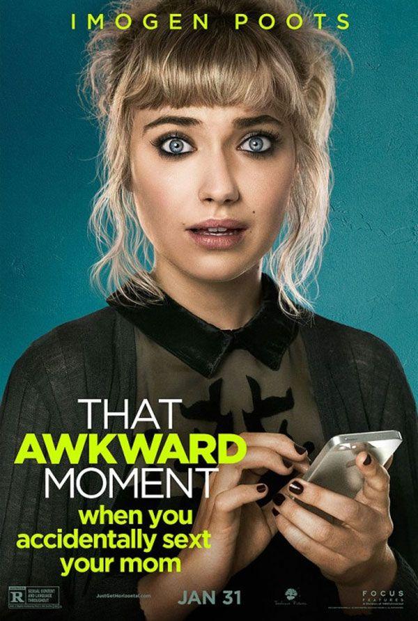 """A comédia """"That Awkward Moment"""" teve divulgado dois cartazes http://cinemabh.com/imagens/a-comedia-that-awkward-moment-teve-divulgado-dois-cartazes"""