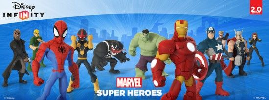 Spider-Man Play Set swings into Disney Infinity: Marvel Super Heroes with Venom, Nick Fury, and more