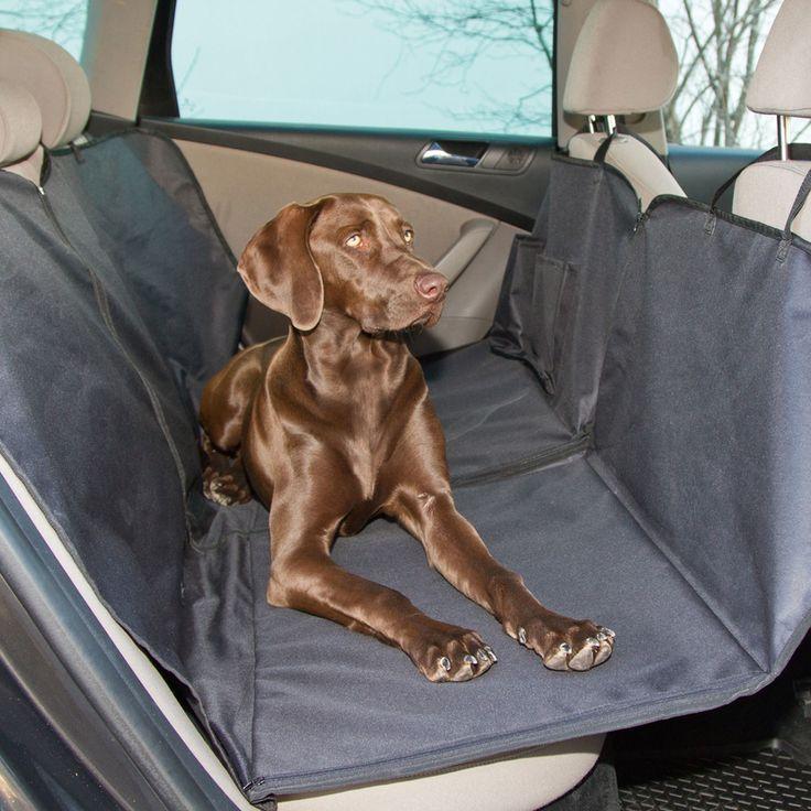 Rückbank Hundedecke für das Auto von Kerbl günstig bestellen