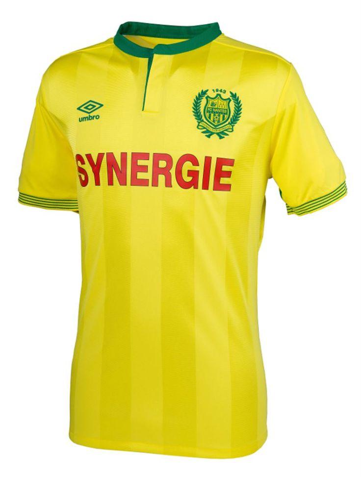 Maillot domicile FC NANTES DOMICILE 2015-2016