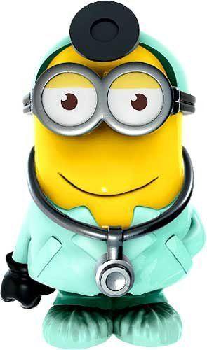 minion doctor figure - Google Search
