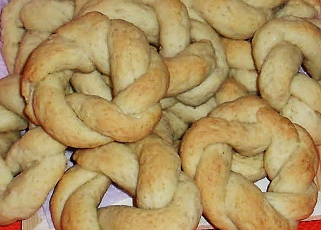Receita de Rosquilhas de Moncorvo (norte de Portugal) | Doces Regionais