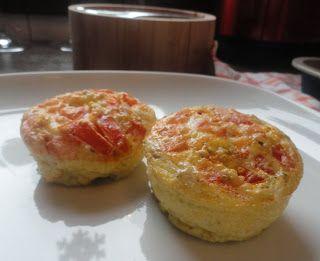 Paleo életmód: Kolbászos-tojásos muffin reggelire