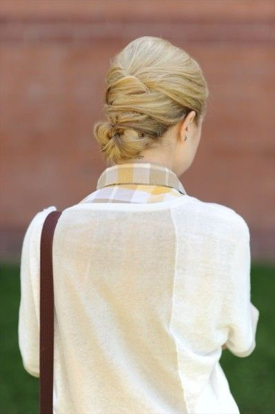 18 Simple Office Hairstyles For Women: You Have To See  - Short Hairstyles For The Office