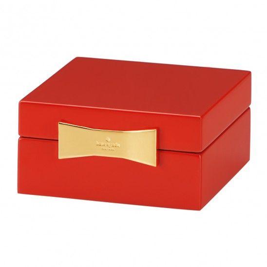 Kate Spade Garden Drive Jewelry Box