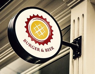 "Check out new work on my @Behance portfolio: ""Burger & Beer"" http://on.be.net/9wWuA6"