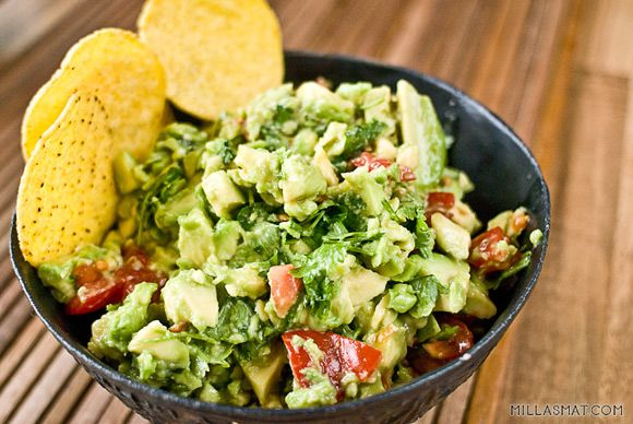 Superspicy guacamole | Millas Mat