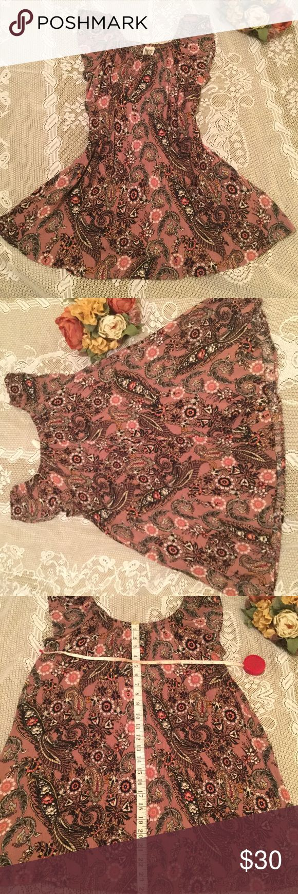 Free People Dress Small Petite Free People Mini Dress Small Petite Free People Dresses Mini