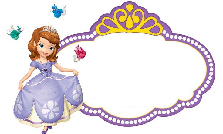 Sofia The 1St Invitations is beautiful invitations template