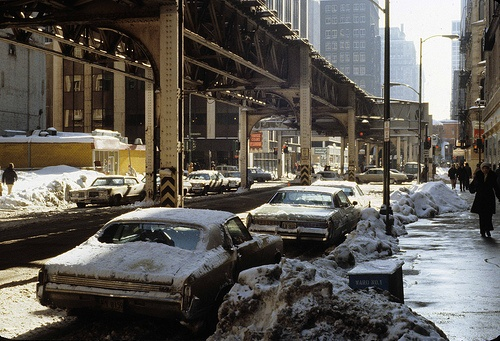 Early 1979 - Chicago, Illinois