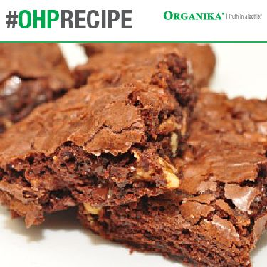 This 2015, bite into a #healthy lifestyle with these #delicious brownies: #NationalNutrition #dietchoices #healthyliving #OHPRecipe #healthybrownies