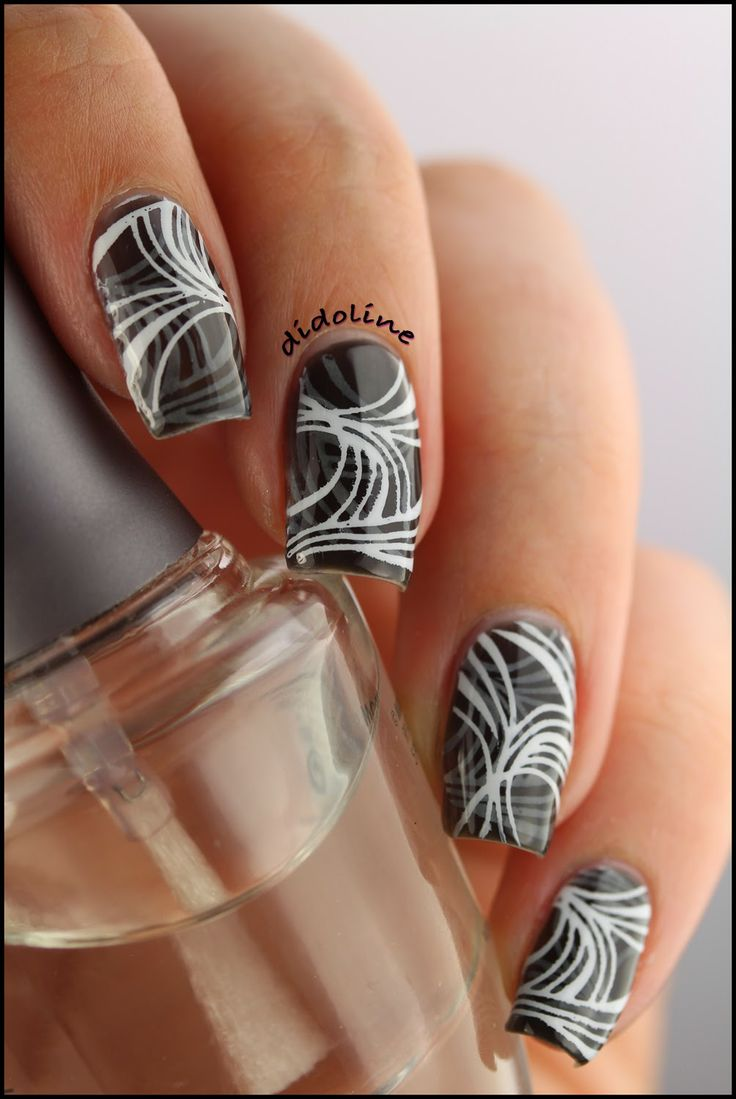 The 91 best KONAD - Stamping Nail images on Pinterest   Image plate ...