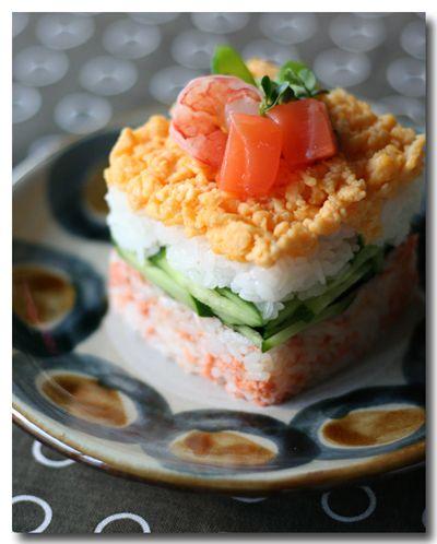 Rice cake.