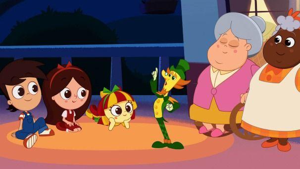 Tem Sítio do Picapau Amarelo na TV!