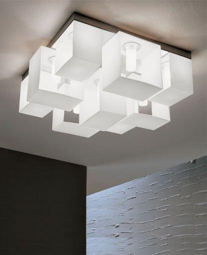Domino Ceiling Light D8-2045
