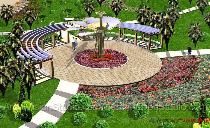 Top 25 ideas about urban design entryways gateways park for Park landscape design