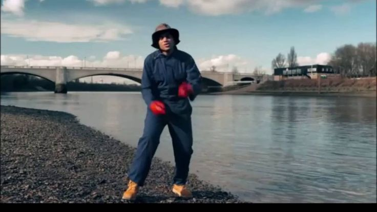 "British rapper Doc Brown's version of the nursery rhyme ""Once I Caught a Fish Alive"" #humor #funny #lol #comedy #chiste #fun #chistes #meme"
