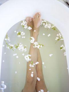 40~42℃の熱めのお湯に浸かる高温反復浴を20分で消費カロリーは、300~400Kcal