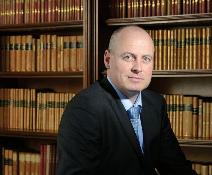 Christian Wenger, directeur de Cautionnement romand, une PME qui facilite l'accès au crédit bancaire. © Olivier Evard