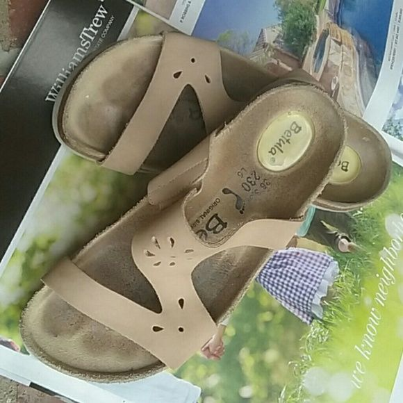 BETULA SANDALS Really nice SANDALS and in a really good condition size 36 Betula Shoes Sandals