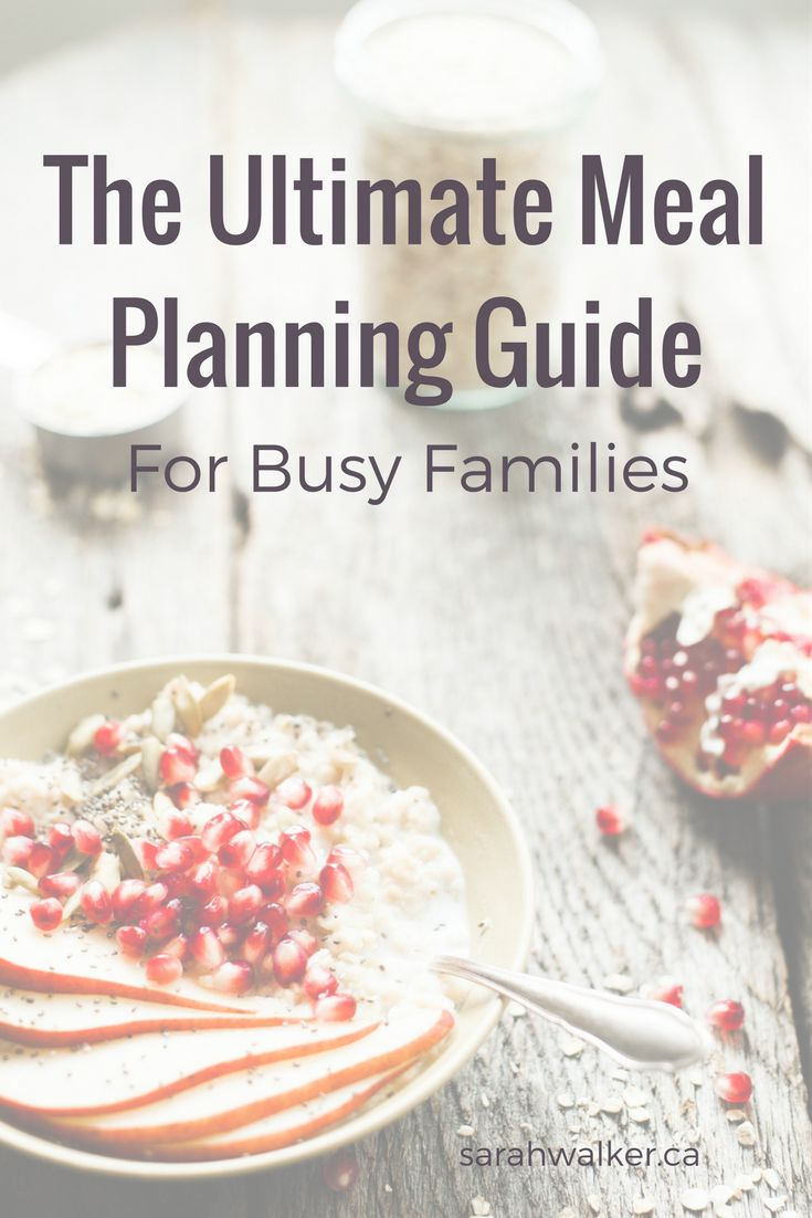 Get my FREE Ultimate Meal Planning Workbook to save you time and dollars every time you eat!