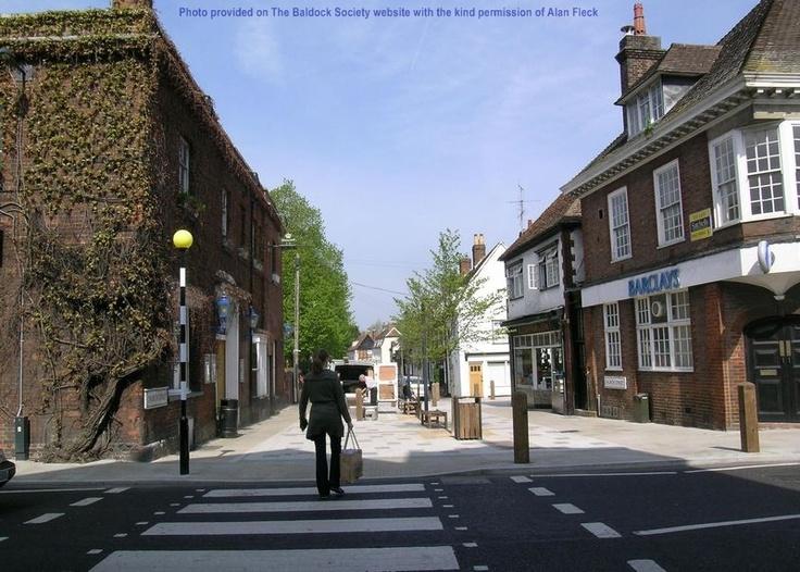 Baldock - scenes of the town.