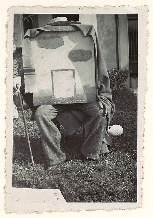 René Magritte  Dieu le huitième jour, 1937.