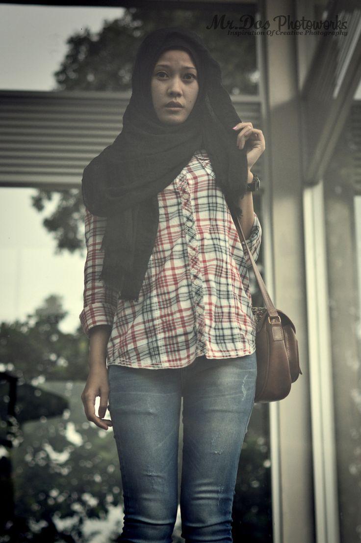 fun hijab style