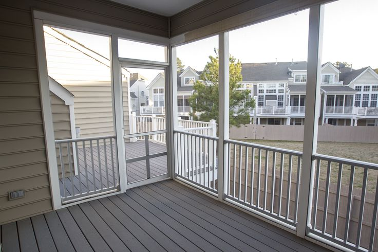 1000 images about 1028 bay breeze dr on pinterest for Second floor sunroom
