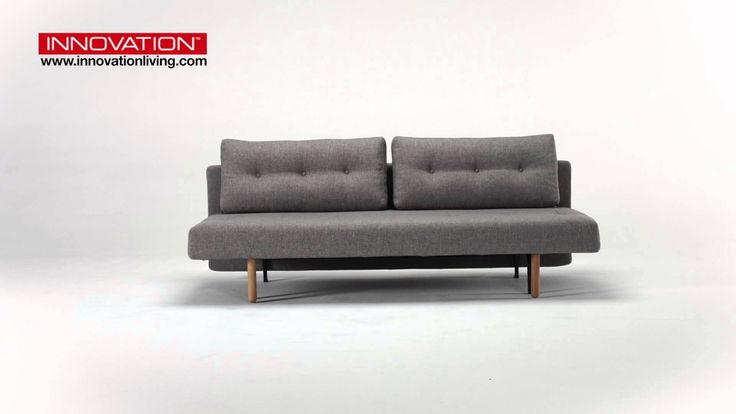 Rhomb Plus sofa bed reflects the New Nordic style